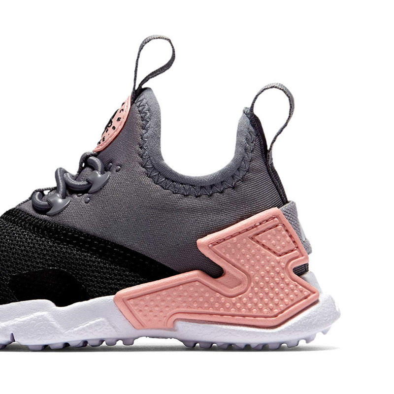 015efeb4e37 NIKE HUARACHE DRIFT (TDE) Baby Kids Sneakers Lightweight Breathable Baby  Girl Running Shoe Children Casual Sport Shoe