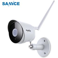 SANNCE HD 1080 P IP Камера Беспроводной Wi-Fi Пуля Камара открытый Водонепроницаемый Ночное видение ик-onvif P2P охранных Камара 2018