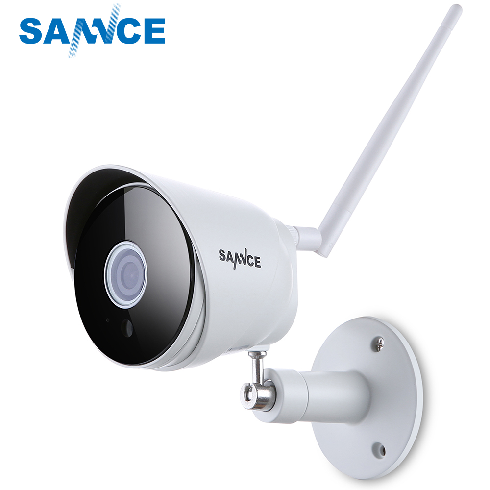 Sannce HD 1080 P IP Камера Беспроводной Wi-Fi Пуля Камара открытый Водонепроницаемый Ночное видение ик-onvif P2P охранных Камара 2017