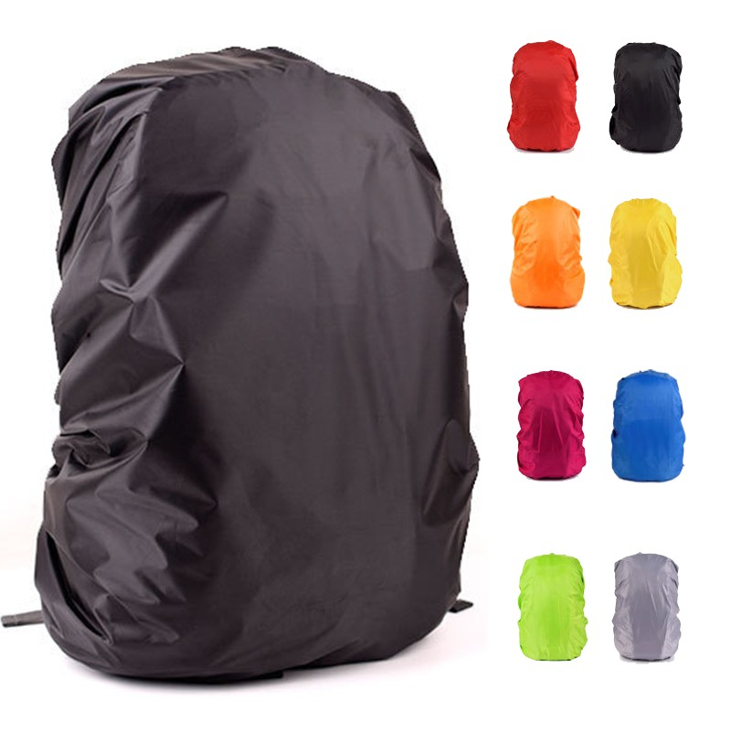Waterproof 45-80L Ultralight Shoulder Protect Outdoor Tools Hiking Backpack Rain Cover