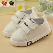 New 2017 Spring Canvas Children Shoes Boys Sneakers Brand Kids Shoes For Girls Jeans Denim Flat Boots Baby Toddler Shoes 2