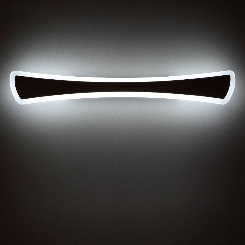 specchio lampada led bagno lampada specchio del bagno lampada da parete lampada trucco semplice e moderno