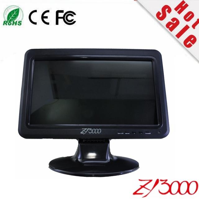 Novo 10.1 Polegada IPS Ultra Fino 1280*800 Exibição do Monitor de Vídeo de Carro Com AV/HDMI/VGA AV-IN Falante embutido