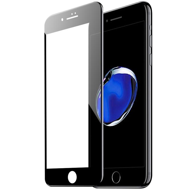 3Dรอบโค้งขอบกระจกสำหรับiPhone 6 6วินาที7บวกเต็มฝาครอบ9 H 0.26มิลลิเมตรพรี