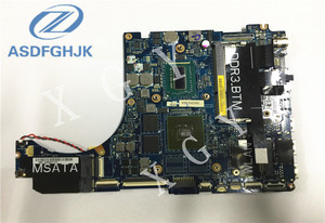 laptop motherboard for DELL for XPS 15 L521X motherboard QBL00 LA-7851P CN-0K7TWH 0K7TWH K7TWH SR0MR i7-3612QM 100% Fully tested
