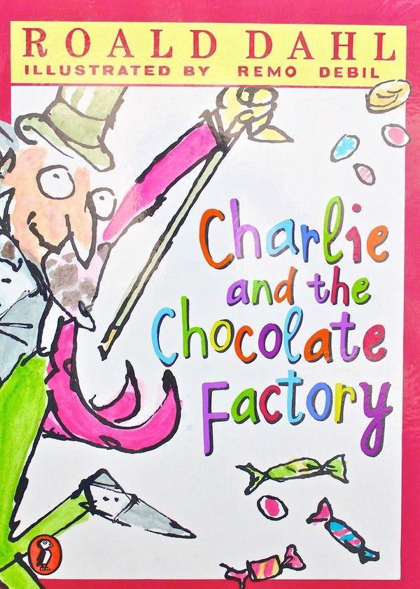 Popular Charlie Chocolate Factory-Buy Cheap Charlie Chocolate ...