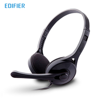 EDIFIER K550 Headset Comfortable 3 5mm Stereo Over Ear Headphone Headband With Noise Isolation Volume Control