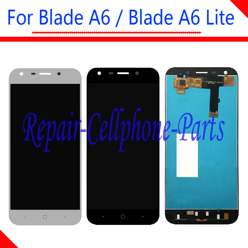 5.2 inch 100% New Full LCD DIsplay + Touch Screen Digitizer Assembly Replacement For ZTE Blade A6 / Blade A6 Lite A0620 A06215.2 inch 100% New Full LCD DIsplay + Touch Screen Digitizer Assembly Replacement For ZTE Blade A6 / Blade A6 Lite A0620 A0621
