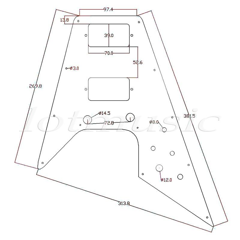 Also Gibson Flying V Guitar Plans On Gibson Flying V Wiring Diagram