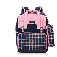 School Bags for Girls Waterproof school Backpacks Kids Rucksack Children bookbag SchoolBag Teenager Mochila Escolar