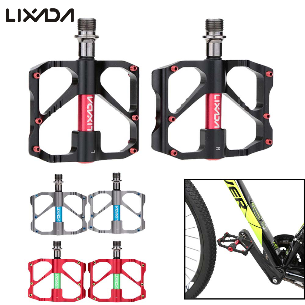 Bike Pedals 9//16 Cycling Sealed Bearing Stylish Bicycle Pedals Fit for Road Bike