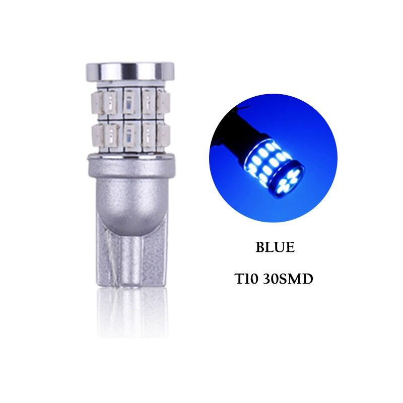 T10 30SMD Blue