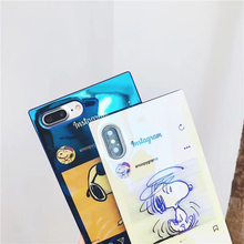 Maosenguoji Mobile Phone Case for iPhone 6 6s 6plus 7 7plus 8 8plus X 10