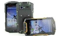 กันกระแทก4 Quad Coreขรุขระหุ่นยนต์มาร์ทโฟนกันน้ำโทรศัพท์มือถือ4.7