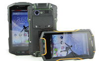 Unlocked 4 Quad Core IP68 Rugged Android Waterproof Cell Phone 4 7 HD 4G FDD LTE
