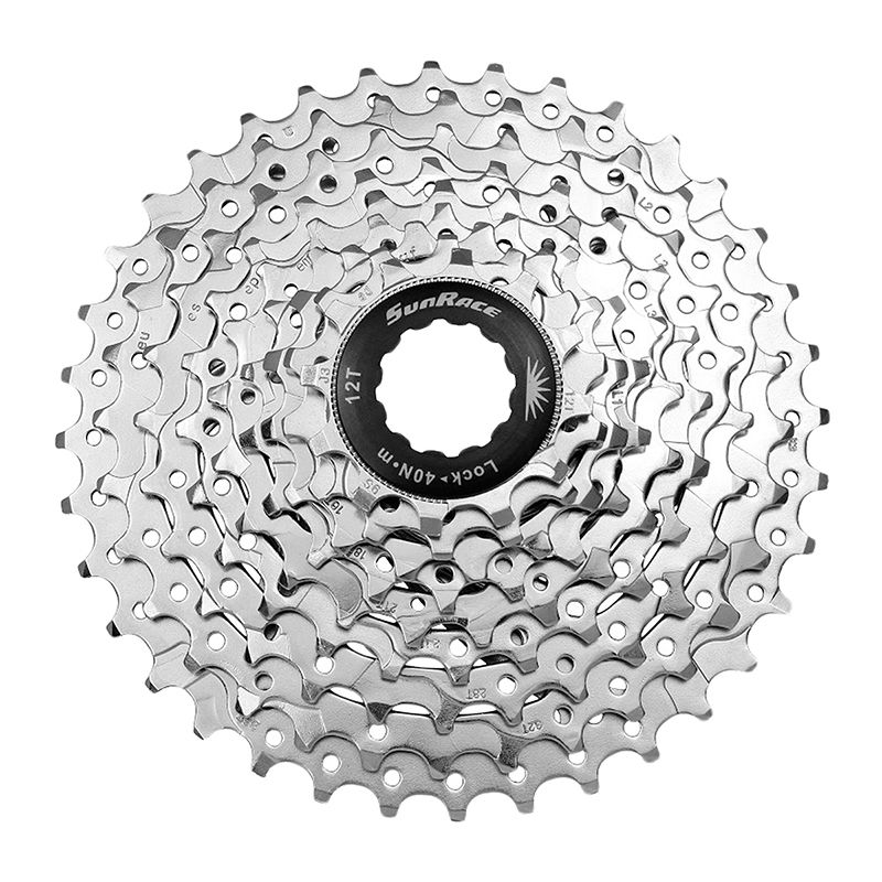 SunRace CSM98 9 Speed 11-36 / 12-36t Mountain Bike Cassette fits for Shimano SRAM