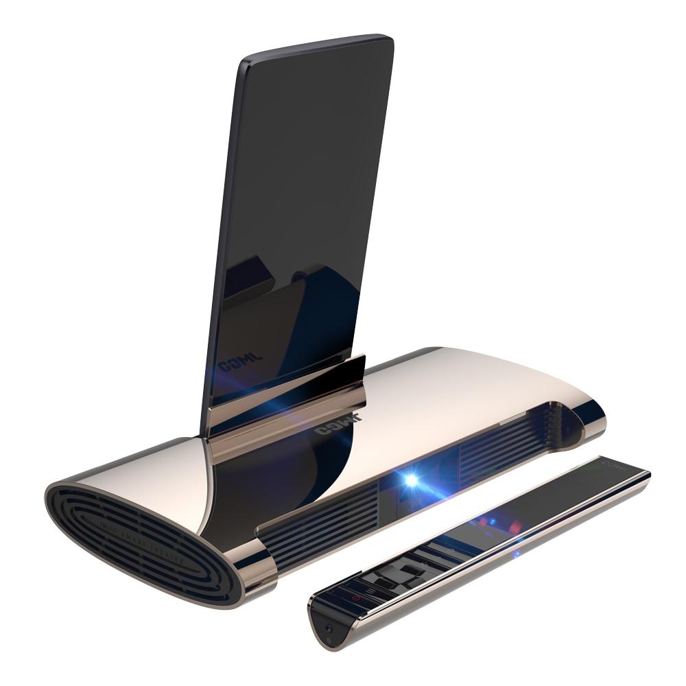 JMGO proyector inteligente M6. ¿Android 7,0 soporte 4 k 1080 P decodificar? Conjunto en WIFI Bluetooth HDMI USB láser pluma MINI proyector - 4