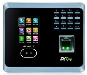 Facial Fingerprint Employee Time Attendance ZK UF100 TCP/IP Face Time Attendance System With Free Software in stock fast deliver sowmya k r employee commitment in banking sector chennai india
