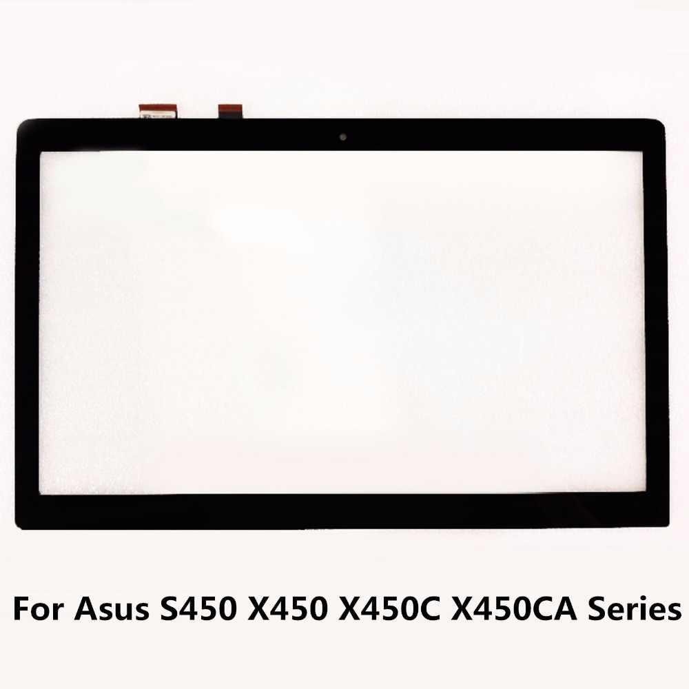"""14 """"для Asus S450 X450 X450C X450CA X450V X450VC серии 5418R FPC-1 сенсорный экран планшета Стекло Панель Экран Сенсор Запчасти для авто"""