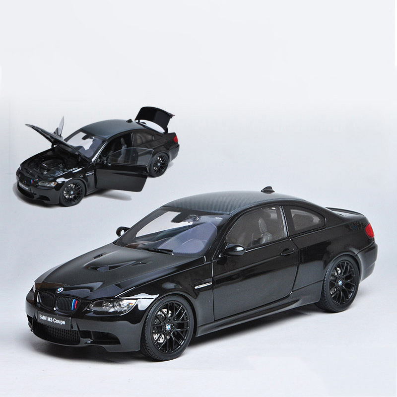 1:18 Alloy Toy Sports Car Model M3 GTS E92 of Children's Toy Cars Original Authorized Authentic Kids Toys Gift бампер the original car m3 1 6 2 0 09