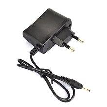4.2v ue plug conversor de comutação adaptador de alimentação carregador 3.5mm * 1.35mm para 18650 bateria recarregável carregador de viagem