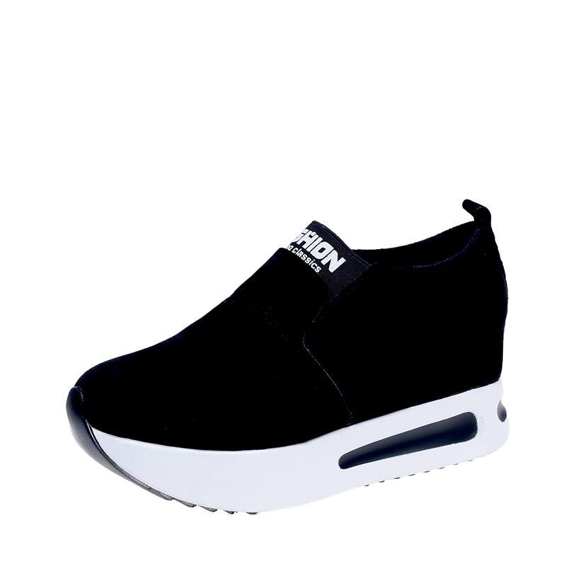 Ramper 5 4 2018 Automne 1 Printemps Mode Respirant Plat Chaussures Perte De Et Dames Casual 6 3 Plates Poids 2 1vT4a1q