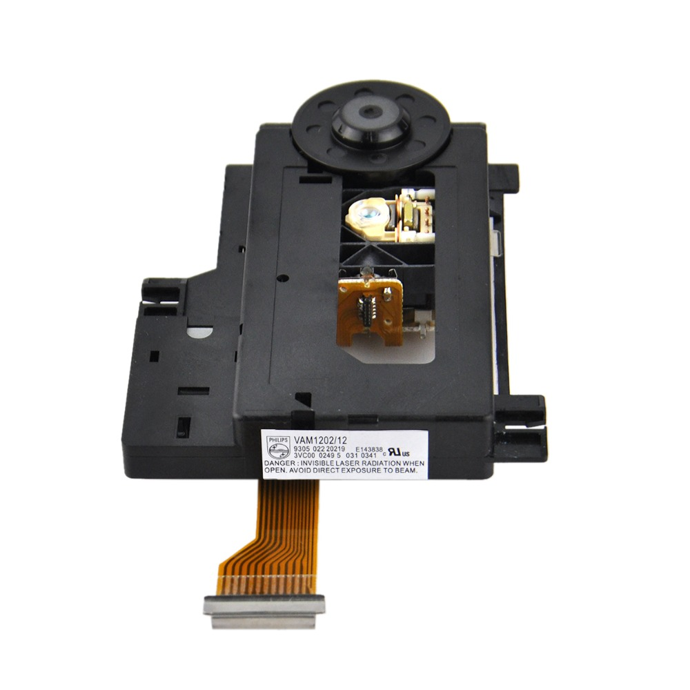 Eredeti új VAM1202 VAM1201 CDM12.1 CDM12.2 lézerlencse a PHILIPS készülékkel