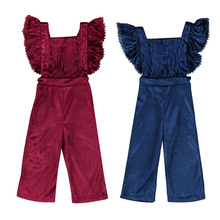 ebeb04efd04 Buy velvet overalls kids and get free shipping on AliExpress.com