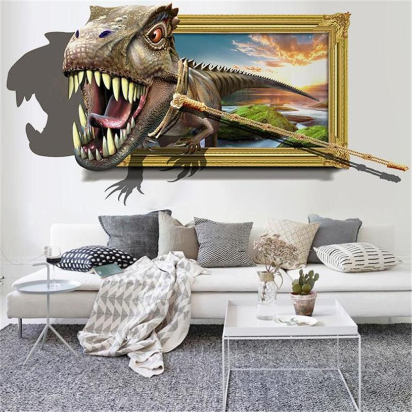 Aliexpress.com : Buy Home Decoration 3D Dinosaur Floor