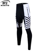 KIDITOKT Pro Женские противоударные велосипедные штаны MTB велосипедные брюки для велоспорта колготки с 3D гелевой подкладкой