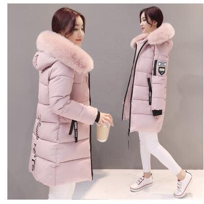 Autumn and winter new cotton women in the long section of the thick section of the Korean version of the Slim hooded large fur c purnima sareen sundeep kumar and rakesh singh molecular and pathological characterization of slow rusting in wheat
