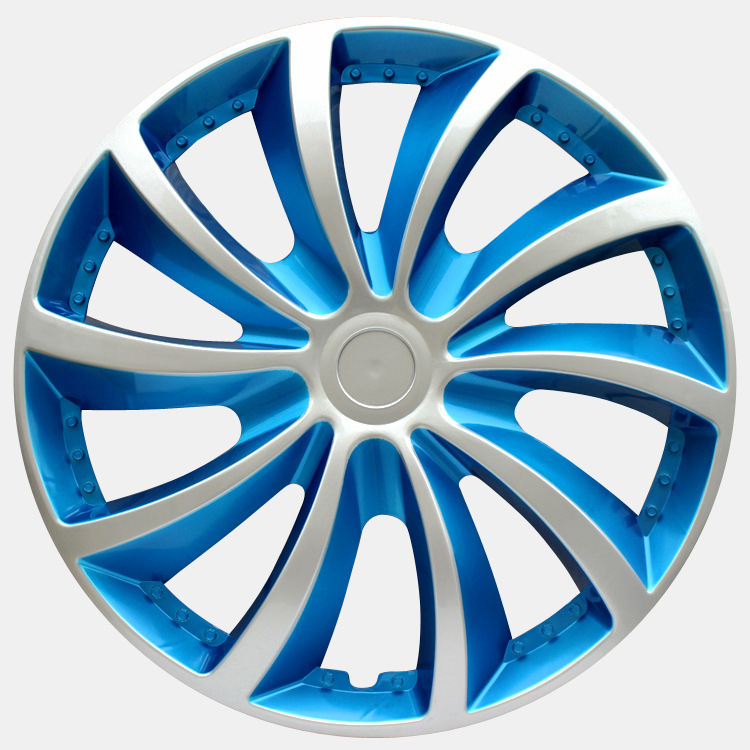 OHANEE Hubcap 14 Inch Universal Car Iron Wheel Caps Universal Fit Hub Cap Auto Refit Accessories