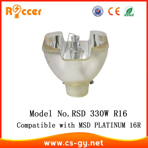Roccer 16R 330W for spot light beam330 Compatible with MSD Platinum 16R