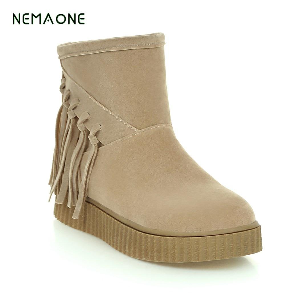 achetez en gros cheville bottes talons plats chaussures femme