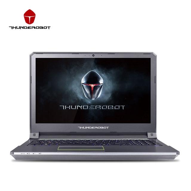 "Оригинал ThundeRobot G150T-D2 6700HQ ИгровЫй Ноутбук Портативный Компьютер Intel Core i7 Quad Core 15.6 "" FHD 1920*1080 8 ГБ RAM 1 ТБ HDD Клавиатура с Подедкой"