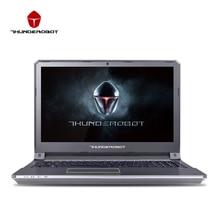 Оригинал ThundeRobot G150T-D2 6700HQ ИгровЫй Ноутбук Портативный Компьютер Intel Core i7 Quad Core 15.6 » FHD 1920*1080 8 ГБ RAM 1 ТБ HDD Клавиатура с Подедкой