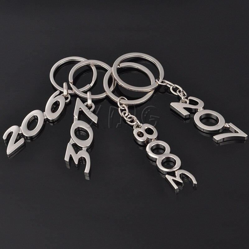 Брелок для ключей с логотипом автомобиля, автомобильный брелок для ключей, брелок для ключей для Peugeot 206 207 307 308 408 508 3008, аксессуары для стайли...