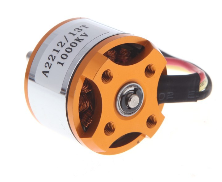 1 st A2212 borstlös motor 930KV 1000KV 1400KV 2200KV 2700KV för - Radiostyrda leksaker - Foto 3