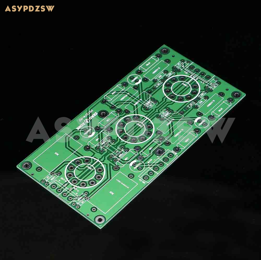 Prt07a 12ax7 Vacuum Tube Preamplifier Bare Pcb Base On Marantz 7m7 Audio Preamplifiers Projects And Circuit 7 In Amplifier From Consumer Electronics Alibaba Group