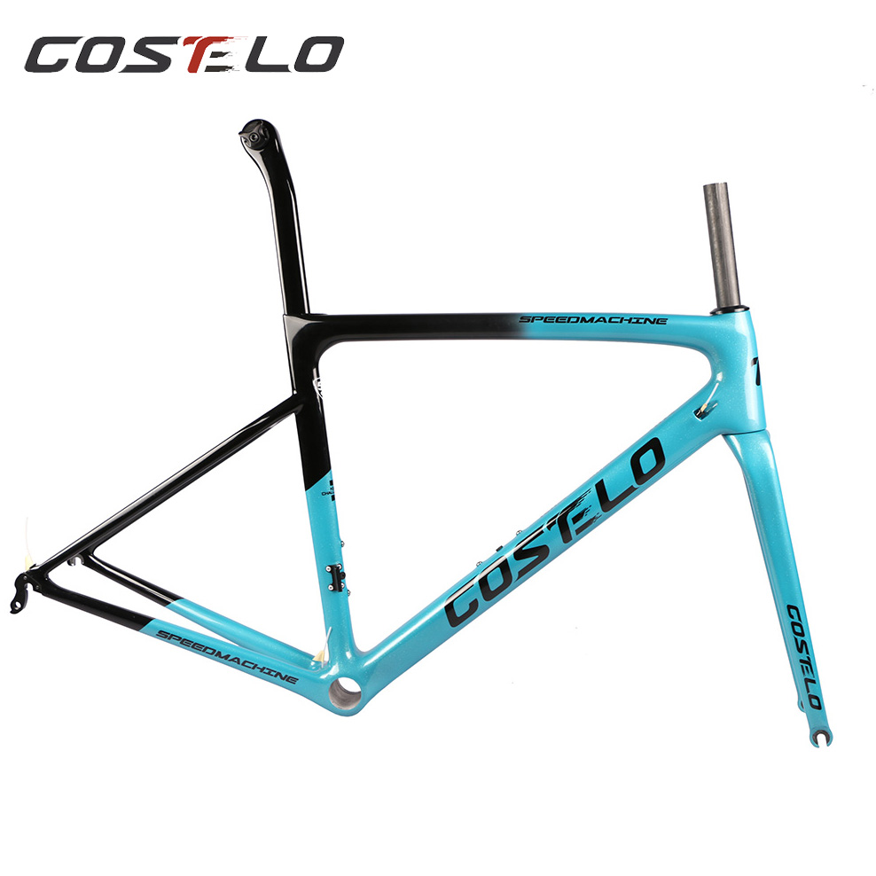 Costelo Speedmachine 3 0 ultra light 790g carbon fiber road bike cycling frame bicycle bicicleta frame