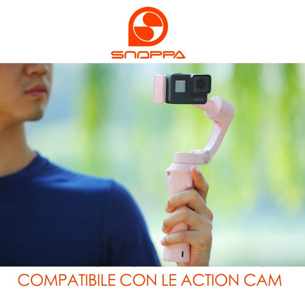 Snoppa Atom stabilizator portabil cu 3 axe, cu buzunar pliabil, - Camera și fotografia - Fotografie 5
