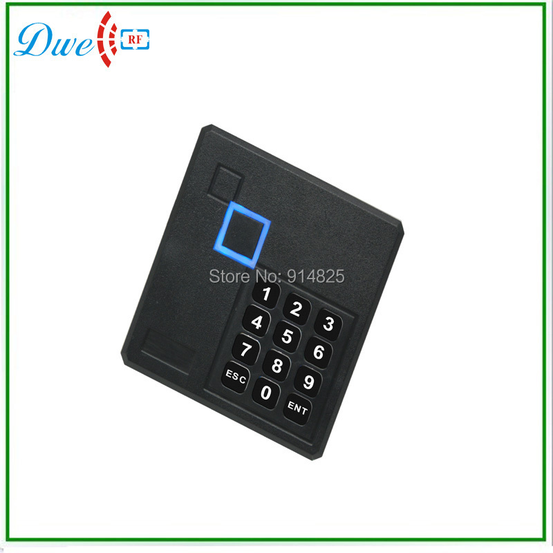 Factory Price EM-ID 125khz Backlight Rfid ID Card 1600 Users Single Door Access Control System With Keypad Free Shipping 5pcs lot free shipping outdoor 125khz em id weigand 26 proximity access control rfid card reader with two led lights