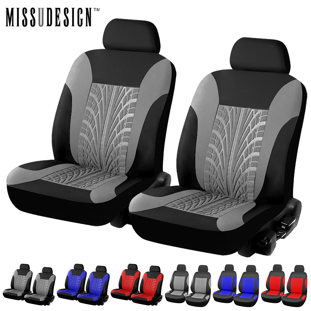 MISSUDESIGN Fashion Universal Fit Car Seat Protector