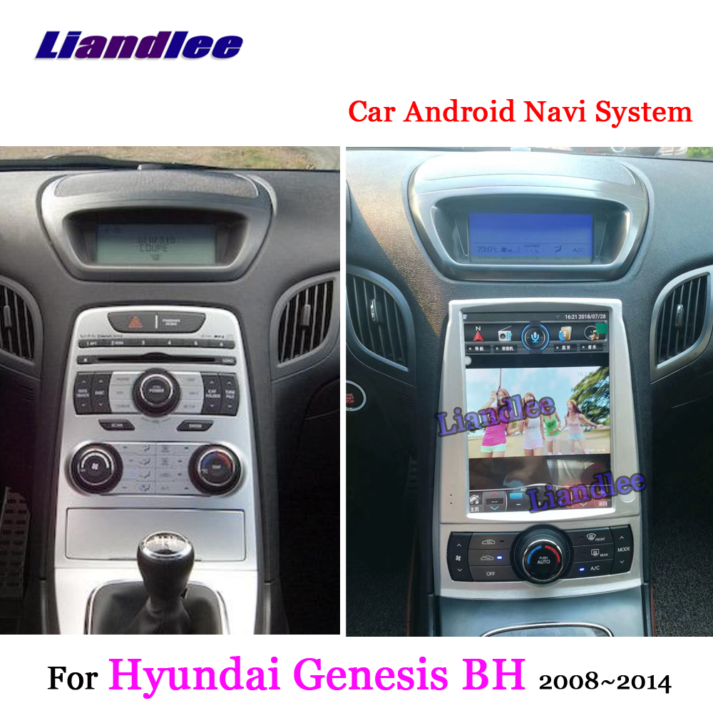 Liandlee Android For Hyundai Genesis Coupe Bh 2008 2014