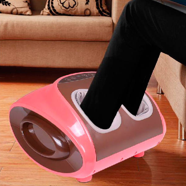 Free Shipping for Multi-function Foot Massage Machine Leg Massage Instrument Foot Infrared Heating Air Pressure Roller Massage foot machine foot massage device medialbranch the leg foot massage tool air sac multifunctional send parents gift