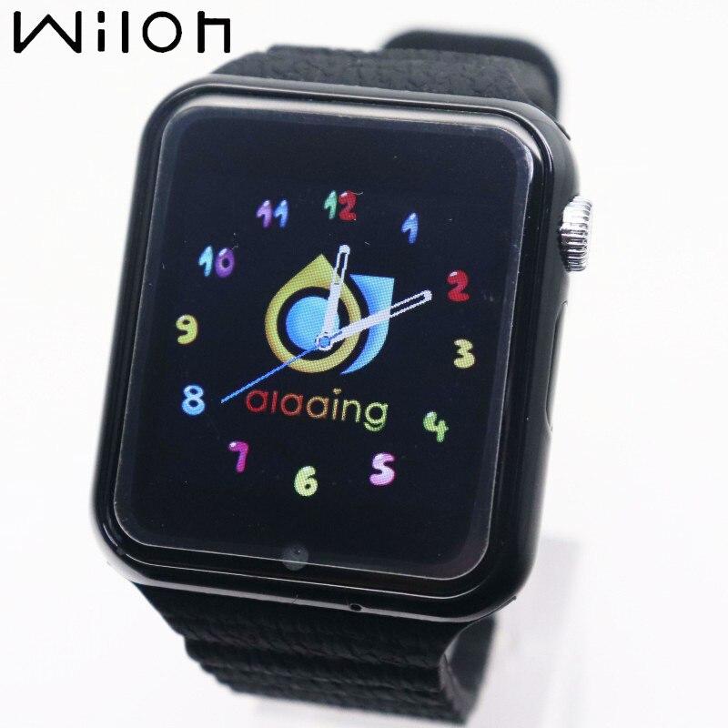 1 Pcs Gps Tracking Uhr Für Kinder Wasserdichte Kamera Facebook Smart Watch Sos Anrufen Lage Devicer Tracker Anti-verloren Monitor V7k