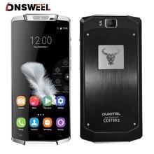 Оригинальный Oukitel K10000 сотовом телефоне MTK6735P Quad Core 5.5 дюйма HD Android 6.0 2 ГБ/16 ГБ 10000 мАч Батарея 4 г LTE GPS 8MP смартфон