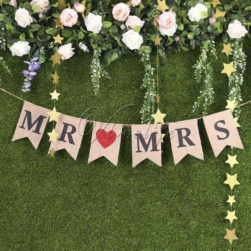 Welcome Burlap Banner,Welcome Sign,Wedding Burlap bunting Rustic wedding Decor,Wedding Photo-Prop Country Wedding Rustick Burn Wedding