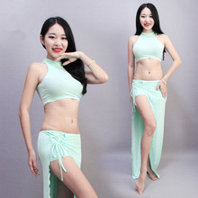 Belly dance eastern diamond embroidery skirts bra dress costume for oriental dance dancing belt for belly dancing suit set 835