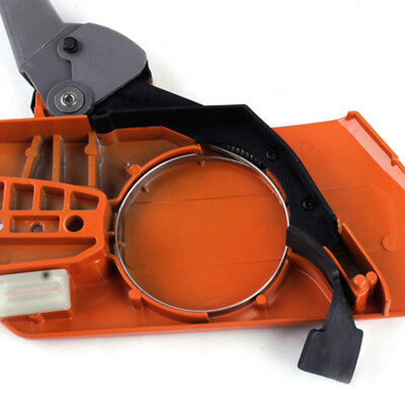 Chain Clutch Side Cover Brake Assy For HUSQVARNA 61 66 266 268 272 Chainsaw 100%Brand New And High Quality
